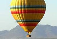 Hot Air Ballooning, Cape Town